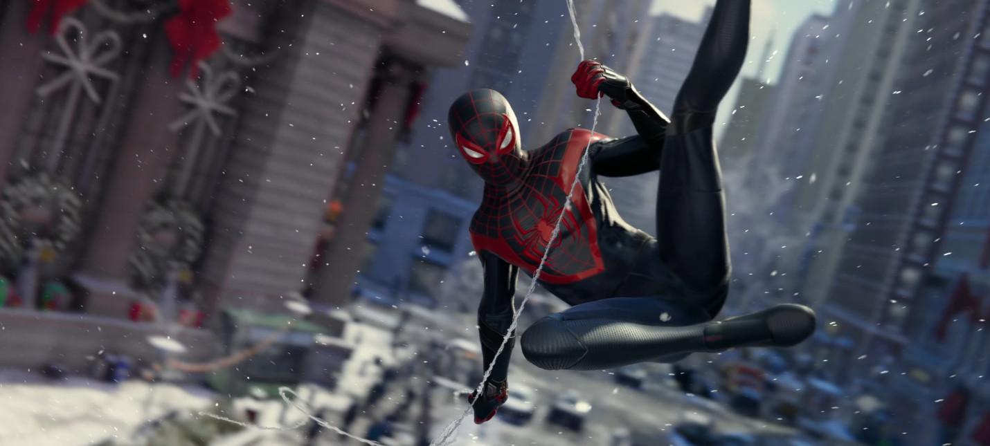 В PS Store открылись предзаказы на Spider-Man: Miles Morales и Sackboy: A Big Adventure