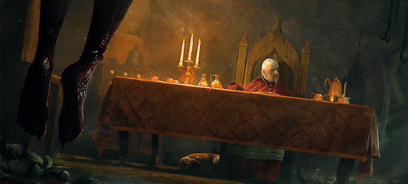 20 часов на сюжет, пытки и жестокость  детали экшена I, The Inquisitor