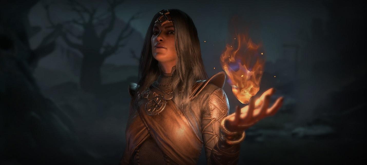 Умения, таланты и система чар волшебницы  сентябрьский отчет по Diablo 4