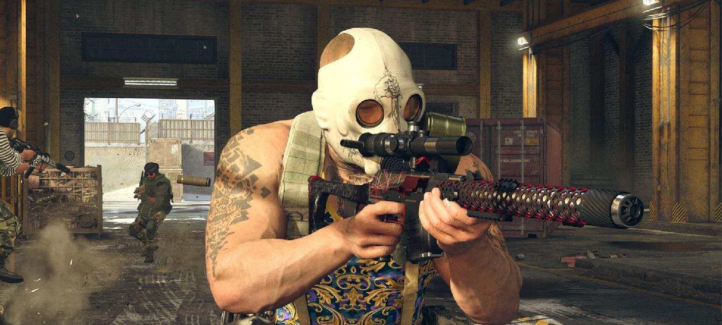 Летучая мышь, красный вертолет и новые виды оружия в трейлере боевого пропуска шестого сезона Call of Duty Modern Warfare