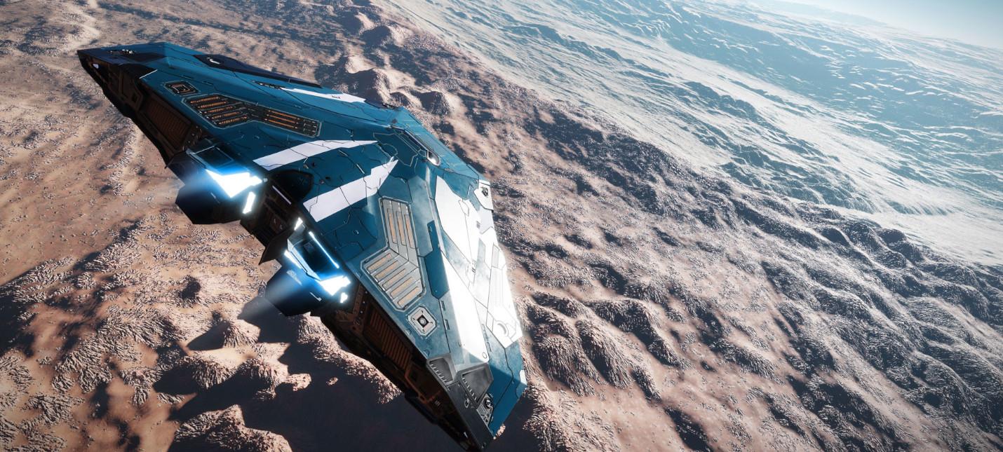Путь игрока  второй дневник разработчиков Elite Dangerous Odyssey