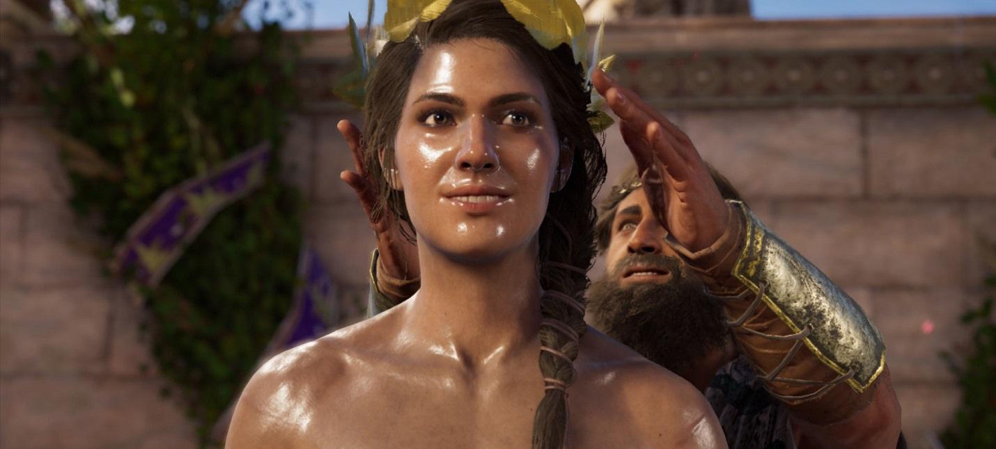 В трейлере Assassin's Creed Valhalla обнаружили копию Кассандры из Odyssey