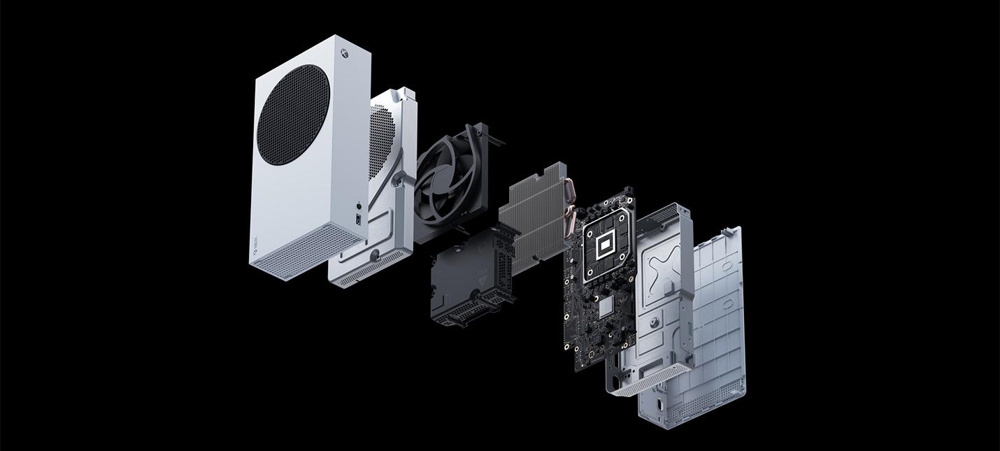 Microsoft показала альтернативные варианты дизайна Xbox Series S