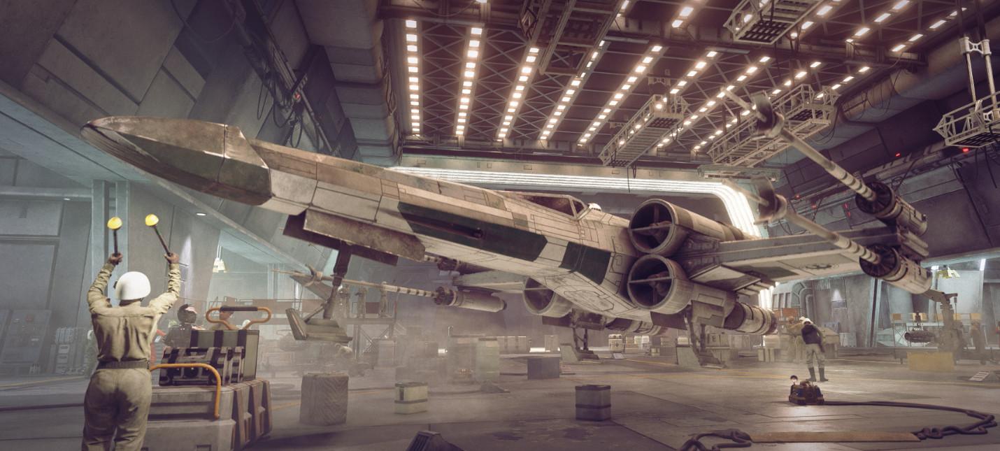 Оценки Star Wars: Squadrons — Отличная игра, но не для всех