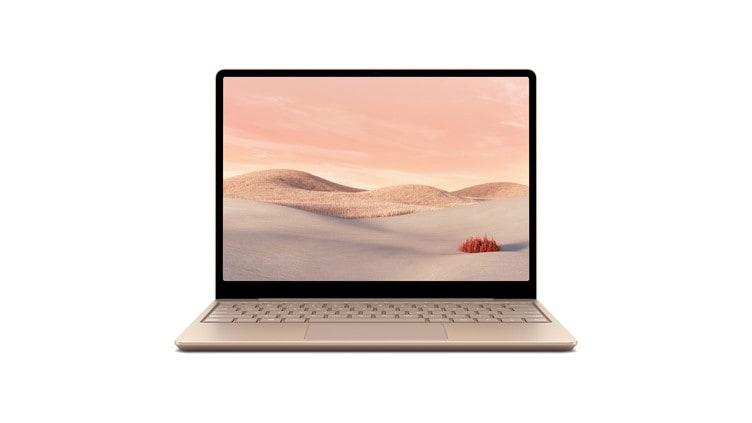 Microsoft представила ноутбук Surface Laptop Go — самое легкое устройство линейки за $549