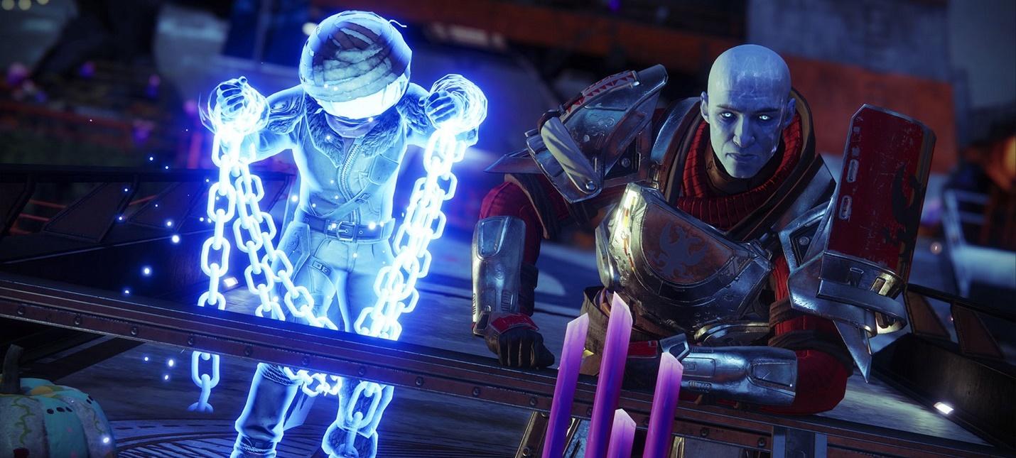 С 6 октября по 3 ноября в Destiny 2 пройдет Фестиваль усопших