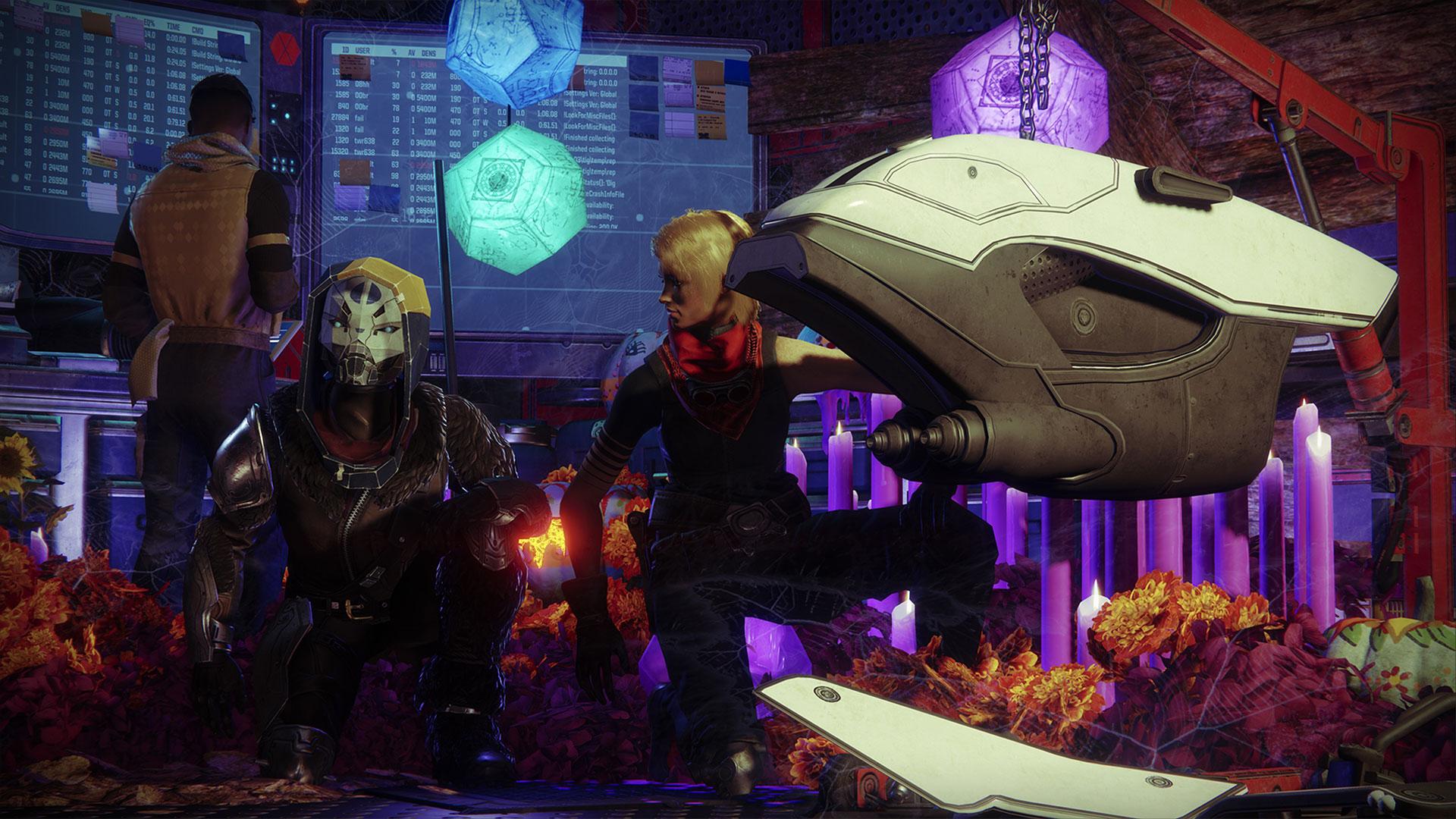 """С 6 октября по 3 ноября в Destiny 2 пройдет """"Фестиваль усопших"""""""