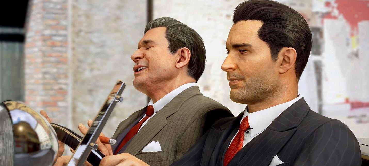 Самая красивая игра серии  Digital Foundry о ремейке Mafia