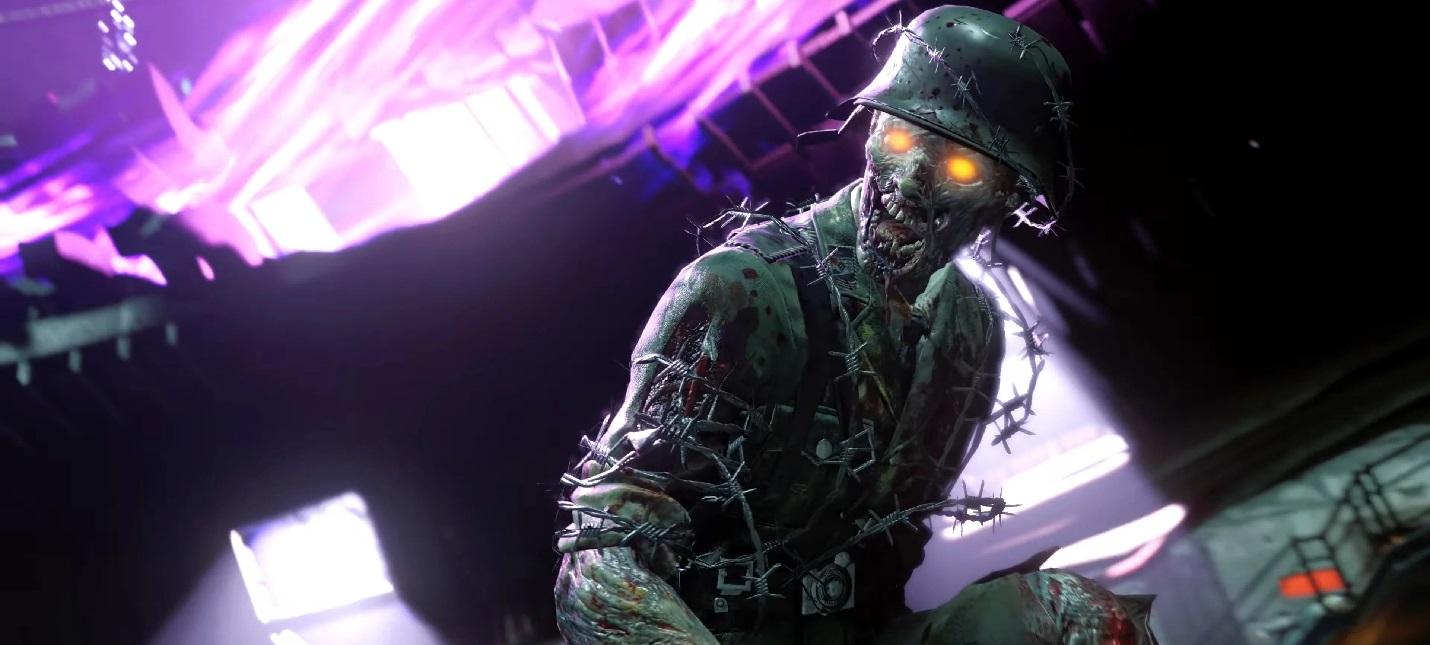 Резня в нацистком бункере в трейлере зомби-режима Call of Duty Black Ops Cold War
