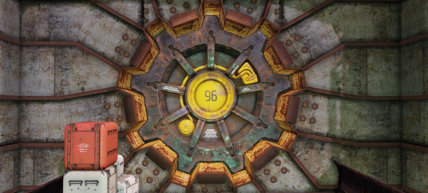 На тестовом сервере Fallout 76 теперь можно построить убежище