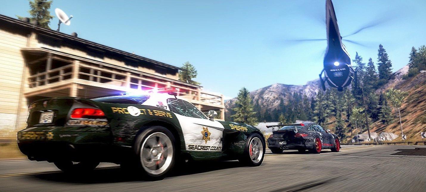 Похоже, анонс ремастера Need For Speed: Hot Pursuit состоится 5 октября
