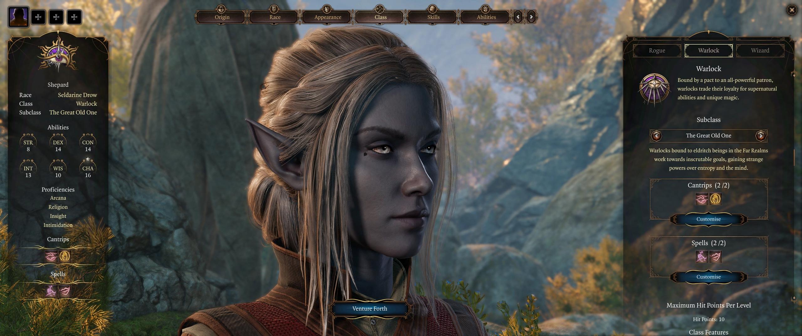 Расы персонажей Baldur's Gate 3 созданы на основе 3D-сканов реальных людей