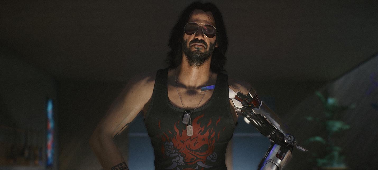 Без ограничений  второй рекламный ролик Cyberpunk 2077 с Киану Ривзом