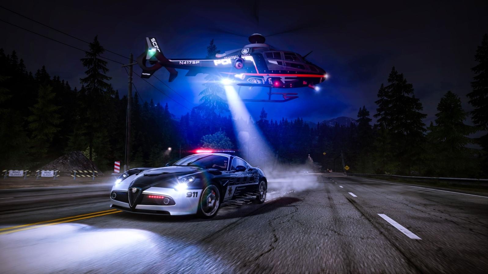 Кроссплей, дата выхода и скриншоты — стали известны подробности переиздания Need for Speed: Hot Pursuit