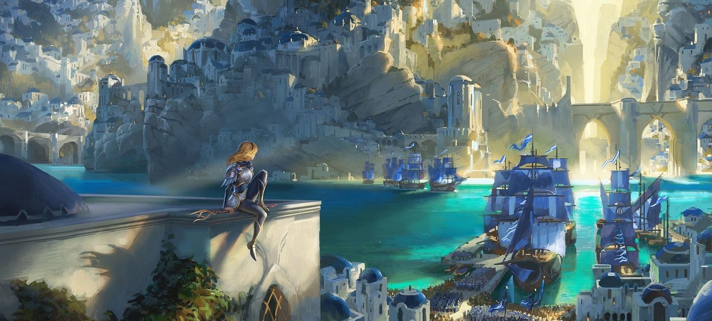Дополнение, событие и турниры  ближайшее будущее Legends of Runeterra