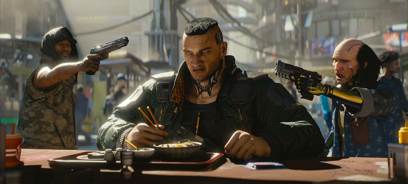 Cyberpunk 2077 ушла на золото  больше никаких переносов
