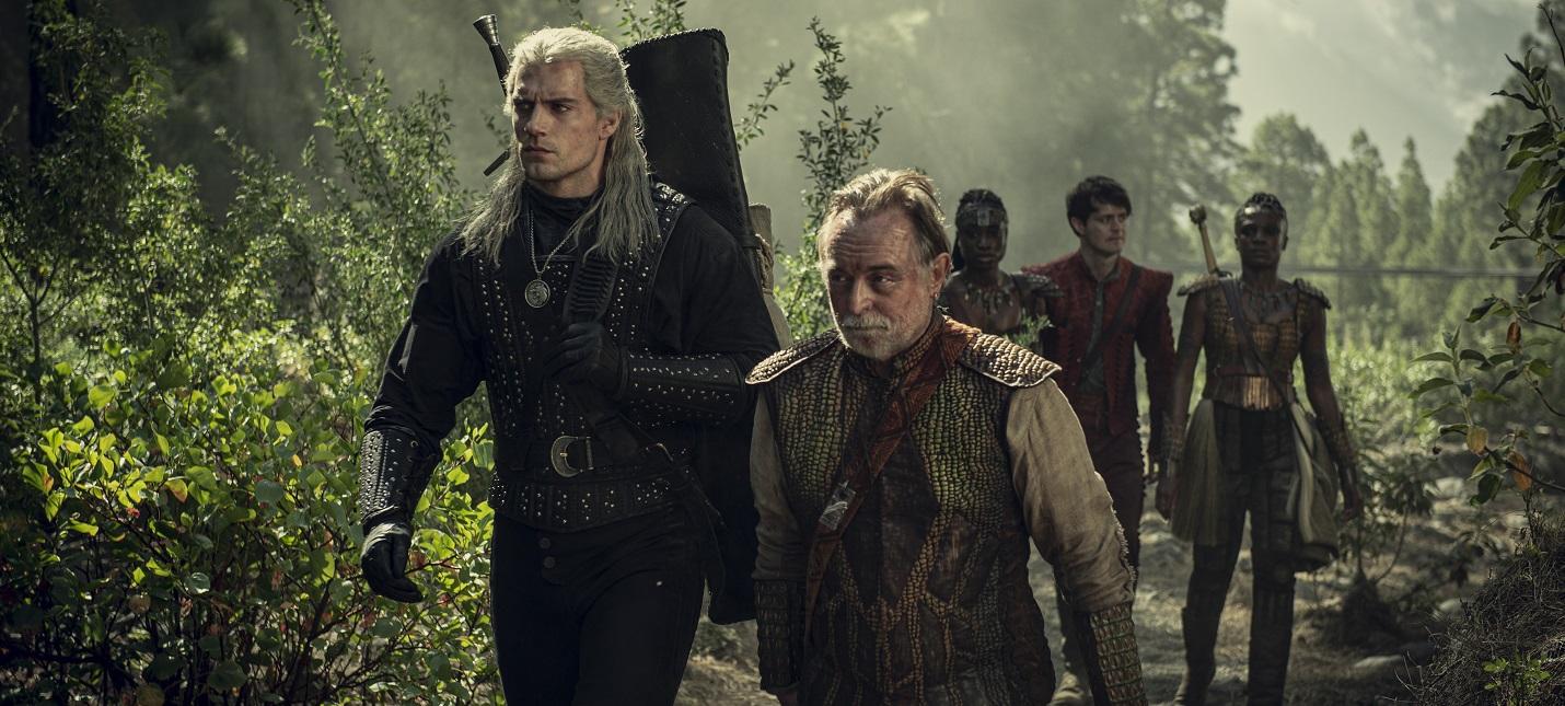 Возвращение в Каэр Морхен  синопсис второго сезона сериала Ведьмак
