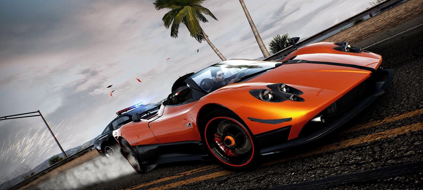 В ремастер Need of Speed Hot Pursuit уже играют в Мексике