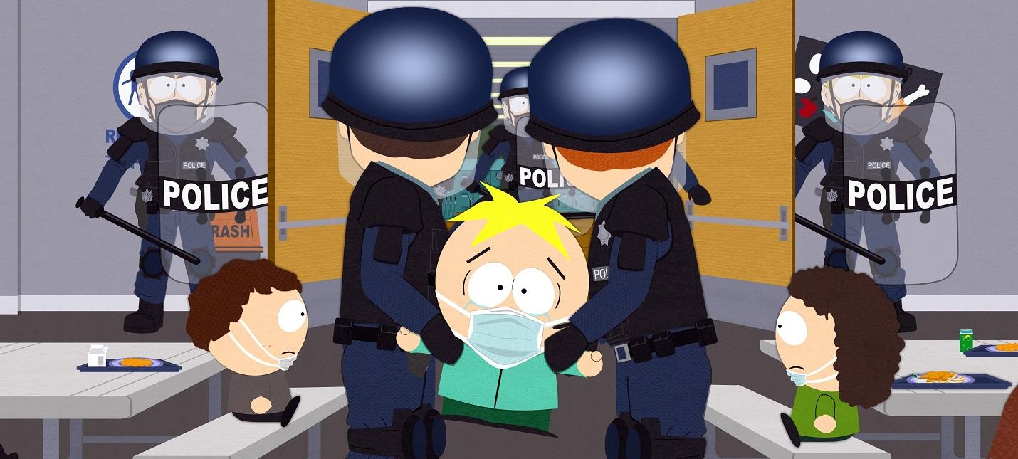 Специальный выпуск South Park про коронавирус стал самым популярным за последние семь лет