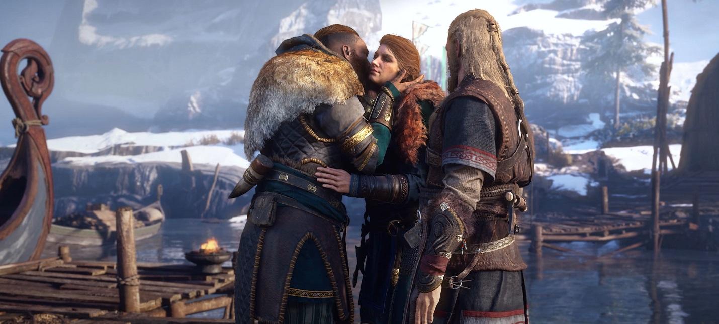 Ubisoft выпустила подкаст про викингов в честь скорого выхода AC Valhalla
