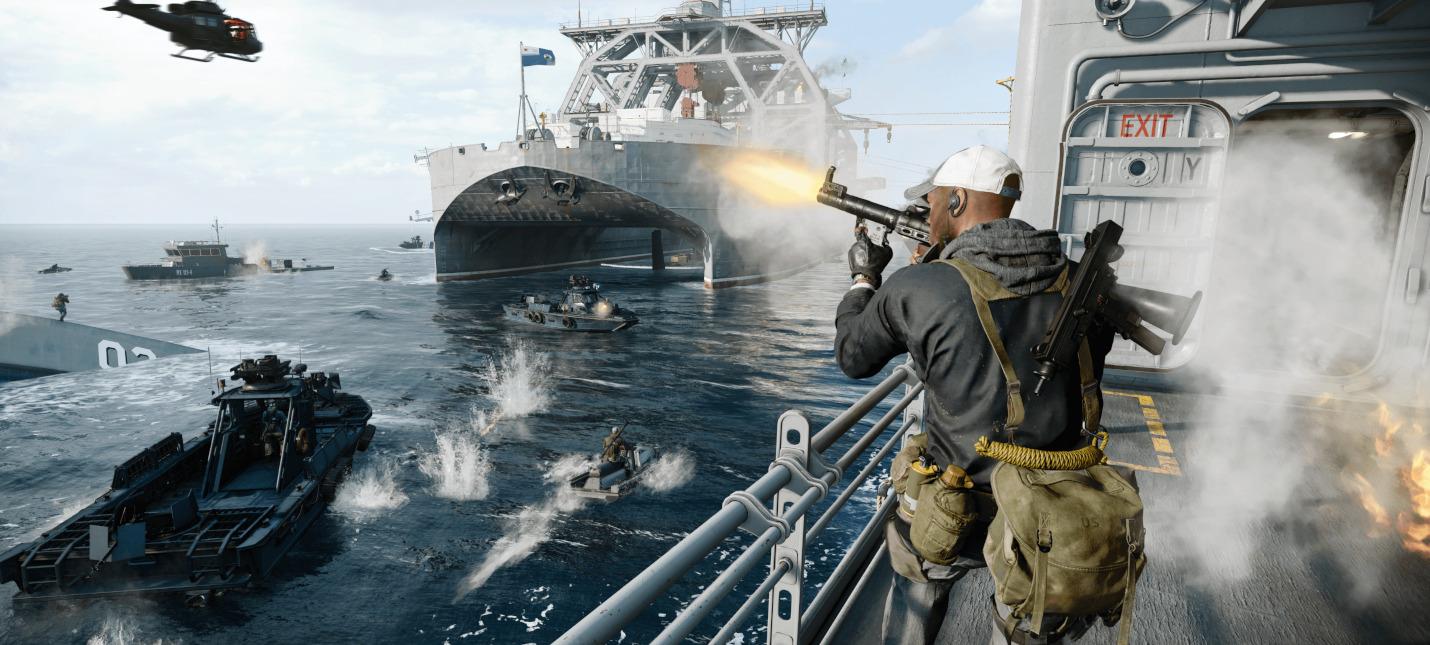 Nvidia выпустила драйвер для беты Call of Duty Black Ops Cold War