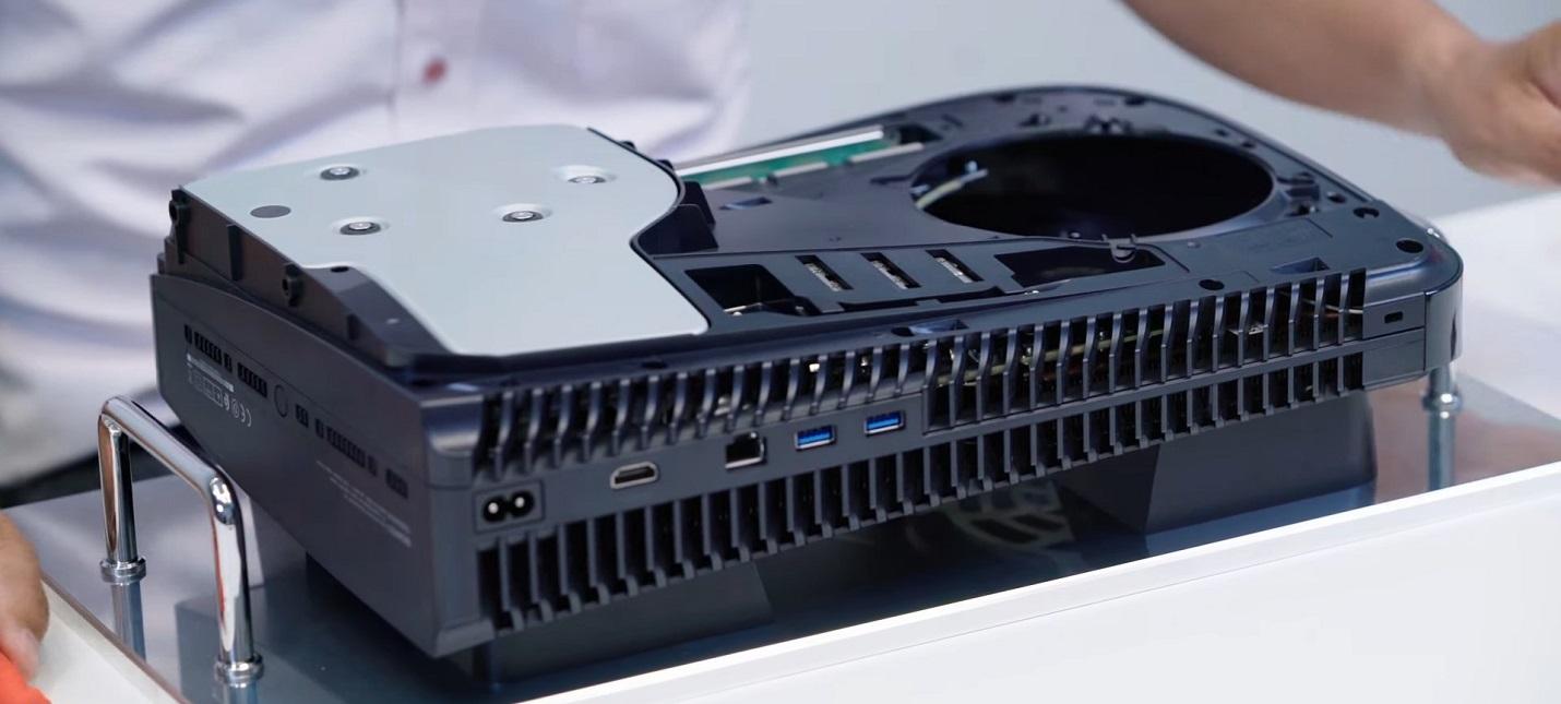 Джефф Грабб PS5 будет эффективно рассеивать тепло