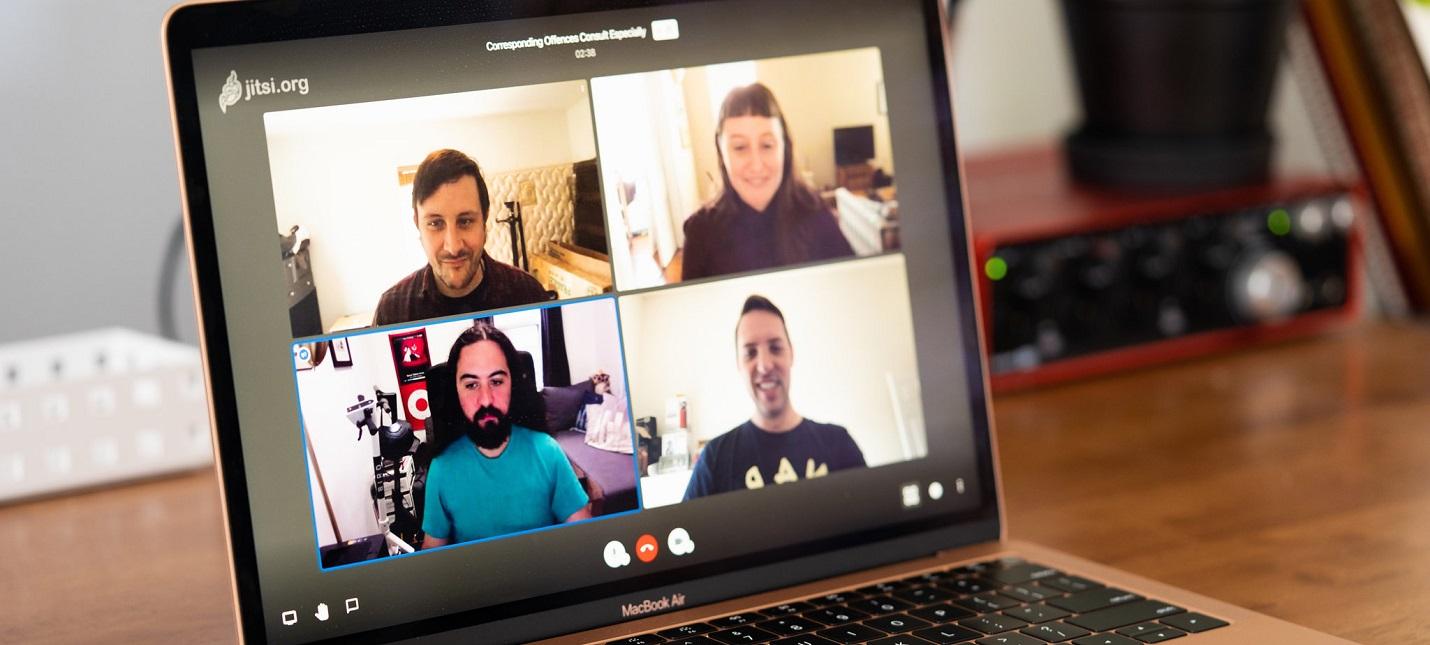 Nvidia хочет улучшить качество видеозвонков с помощью нейросетей