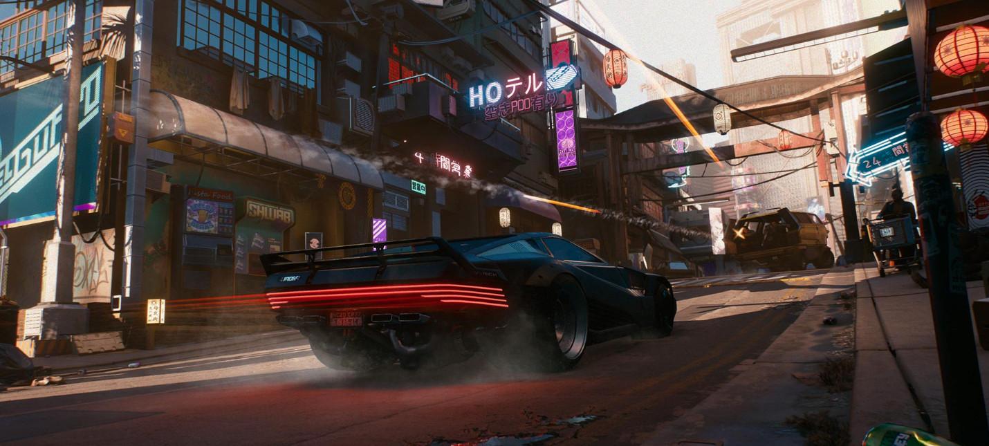 Cyberpunk 2077 Четвертый выпуск Night City Wire покажут 15 октября