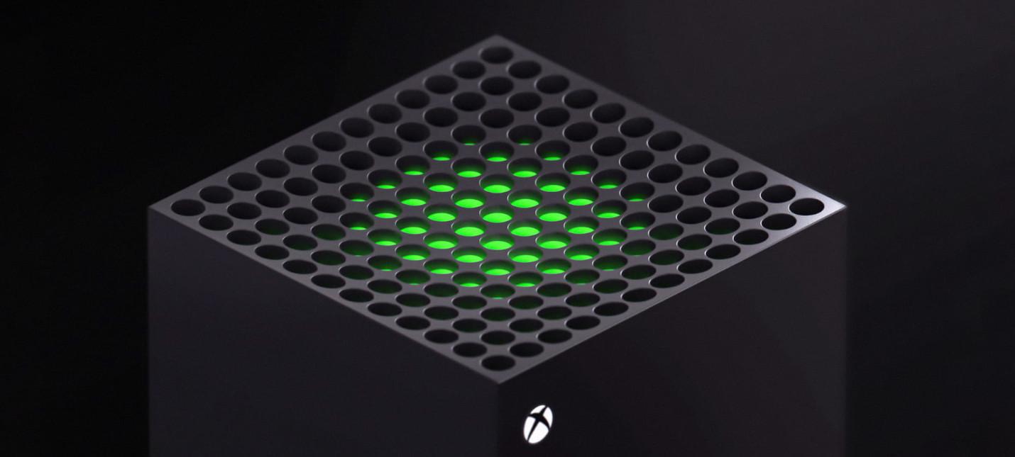 Глава маркетинга Xbox: Нагрев Series X не отличается от Xbox One X