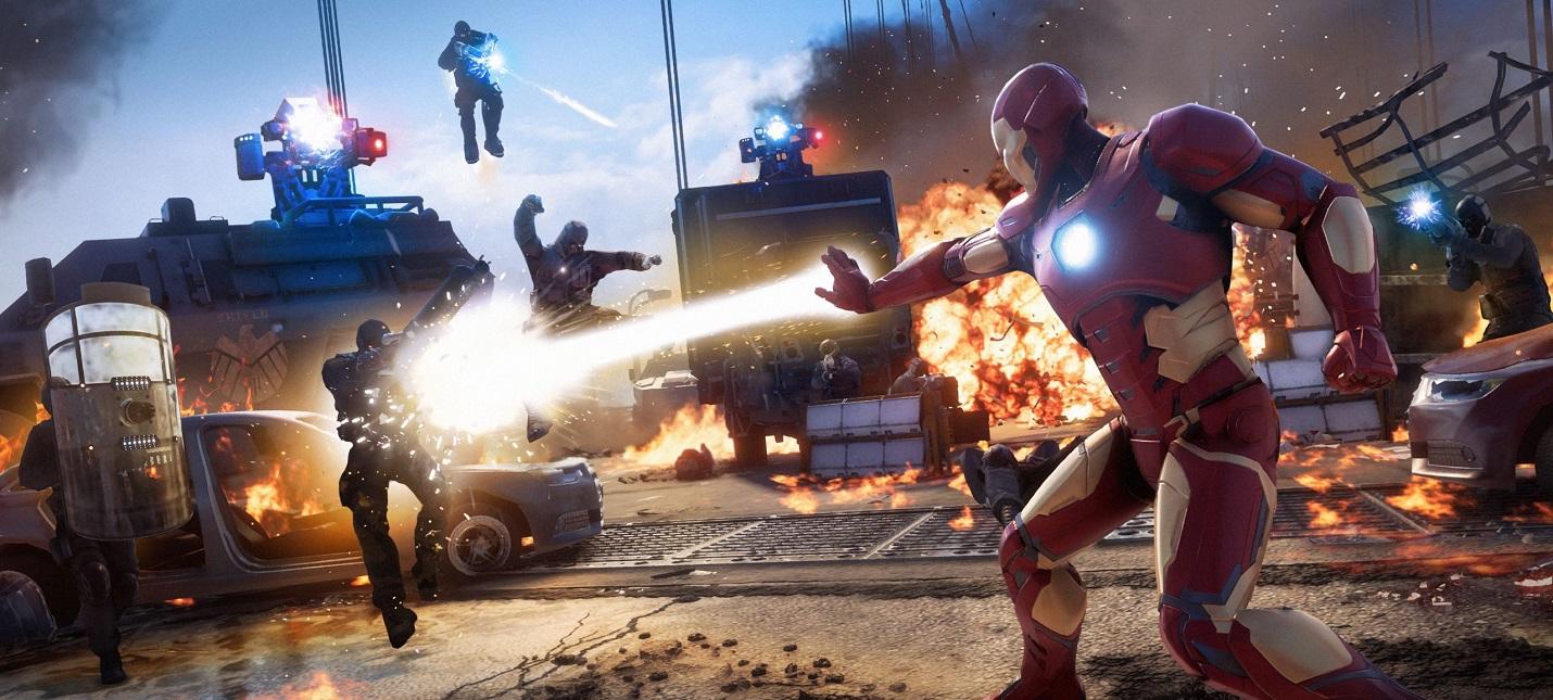 Онлайн Marvels Avengers упал ниже 1000 игроков в Steam  у игры большие проблемы с матчмейкингом