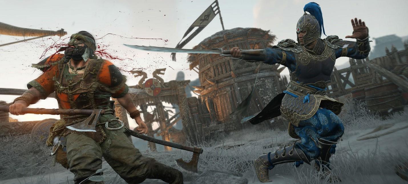 For Honor получит бесплатное обновление для PS5 и Xbox Series X/S