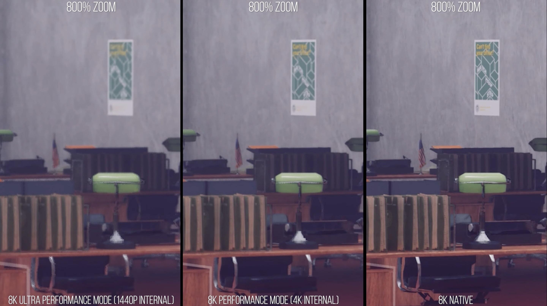Игры в 8K — Digital Foundry провели первый тест DLSS 2.1 на RTX 3090