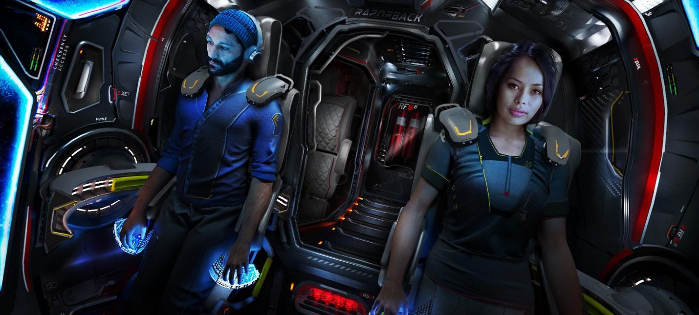 Космос и заговоры в трейлере пятого сезона сериала Пространство