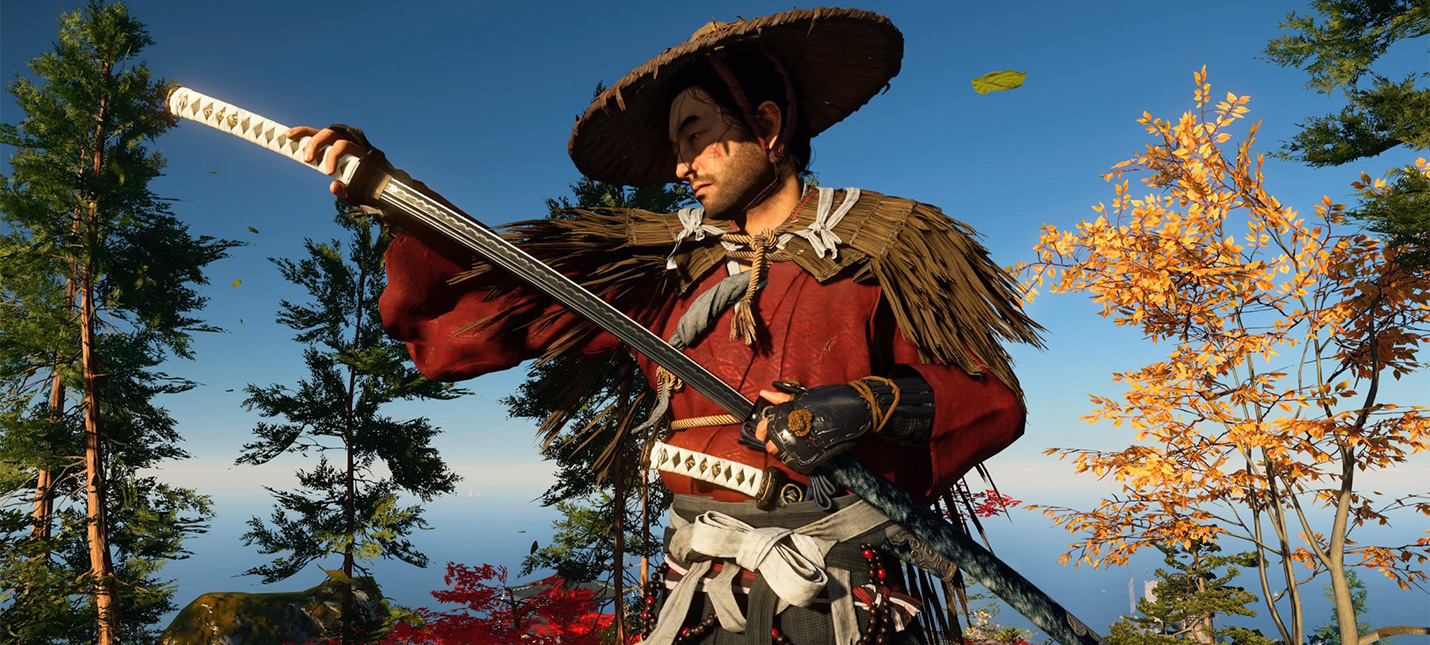 Сейвы Ghost of Tsushima можно перенести с PS4 на PS5