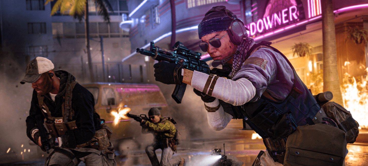 На PS4 стартовала открытая бета Call of Duty Black Ops Cold War