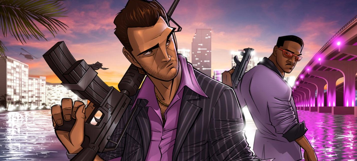 Новые скриншоты и геймплей фанатского ремейка GTA Vice City