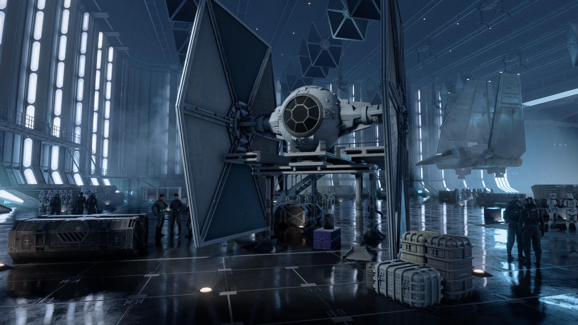 SW Squadrons: Дневник пилота Галактической Империи