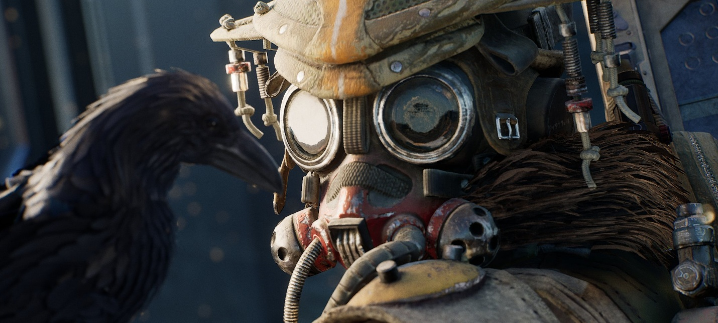 Фанат Apex Legends посвятил Бладхаунду CGI-короткометражку
