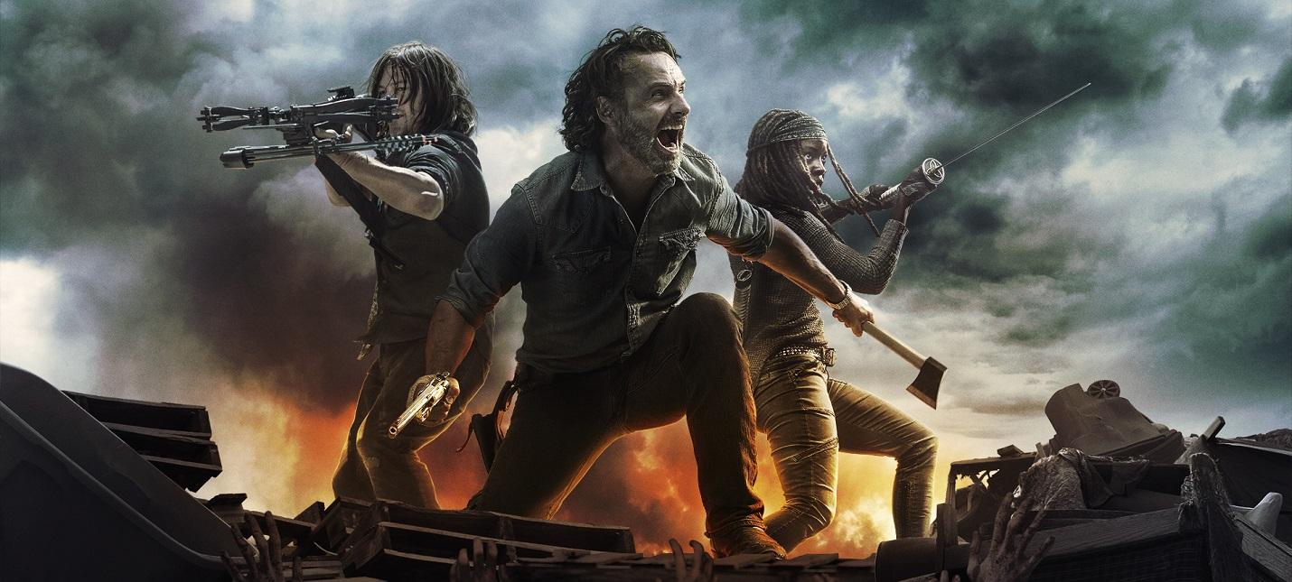 Ходячие мертвецы получит спин-офф с независимыми эпизодами про разных персонажей