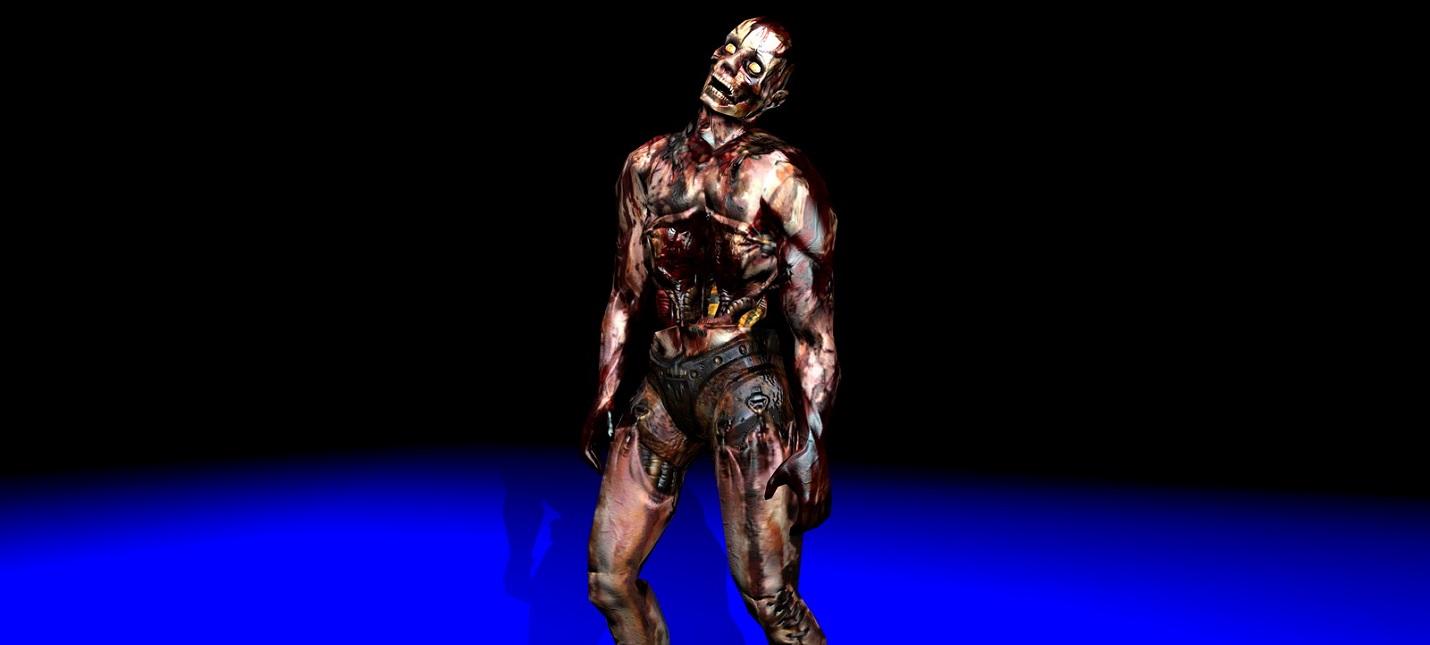 В первой Quake мог появиться 90-метровый босс-зомби