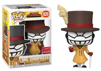 Эксклюзивыные фигурки Funko POP! с Comic-Con в Нью-Йорке