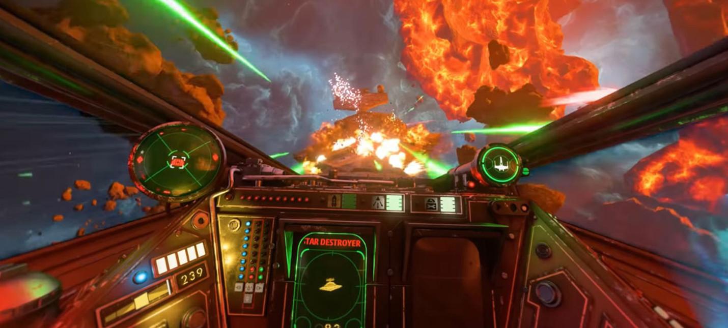 Цифровой UK-чарт Star Wars Squadrons обогнала Crash Bandicoot 4