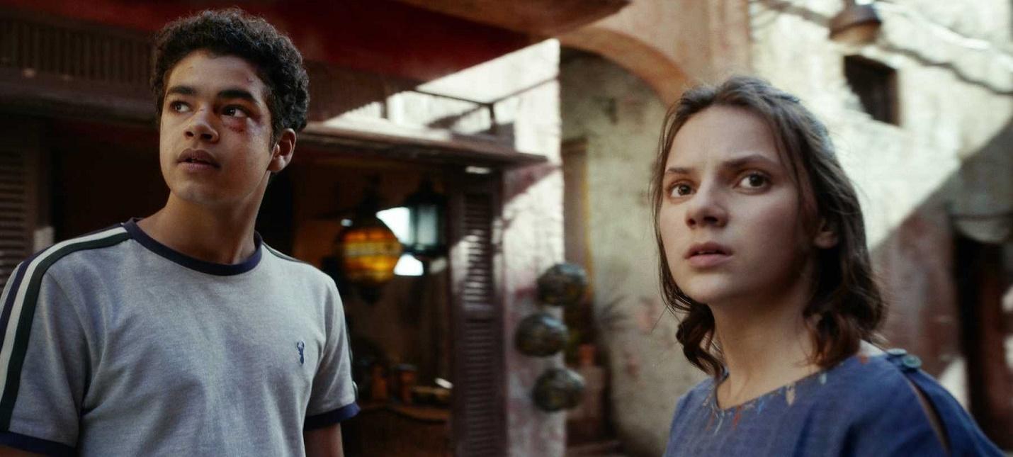 Второй сезон Темных начал стартует на HBO Max 16 ноября