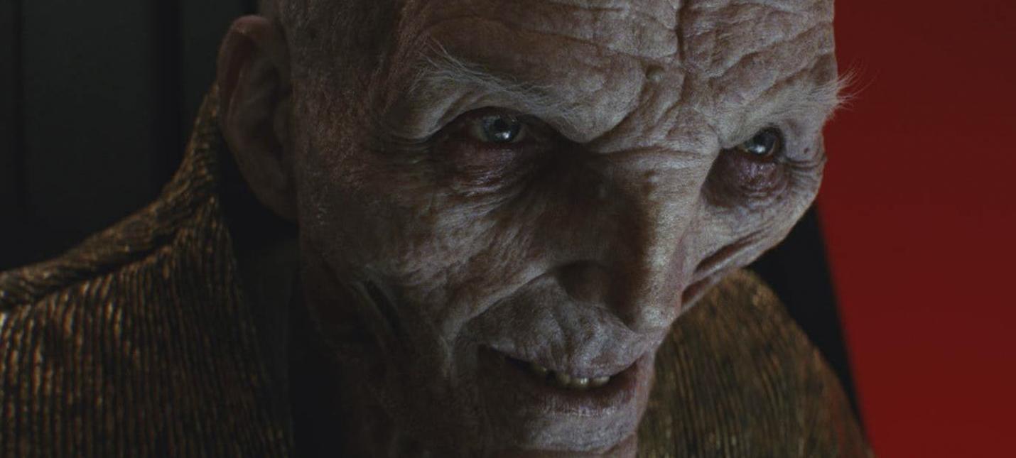 В новой энциклопедии по вселенной Star Wars попытались раскрыть происхождение Сноука