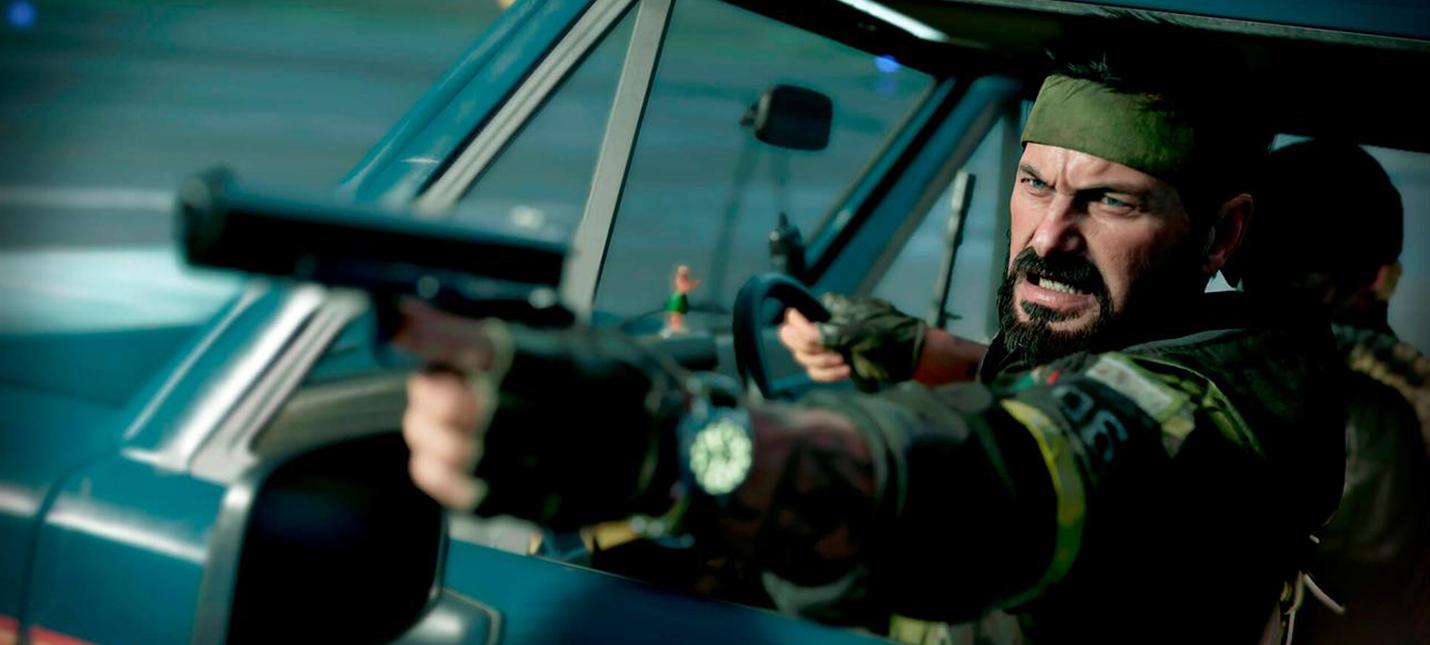 Оружие в Call of Duty: Black Ops Cold War получит подробный набор характеристик