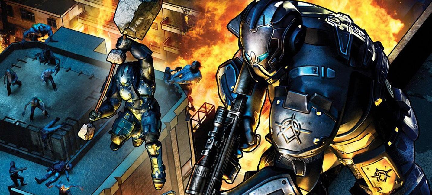 Разработчики Crackdown 2 стали частью Rockstar Games