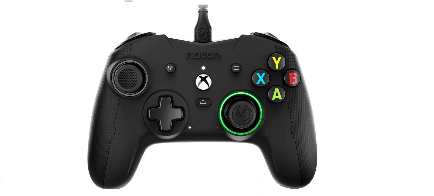 Nacon представила серию геймпадов для Xbox Series, PC и смартфонов