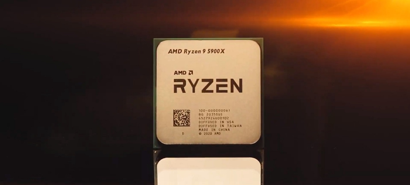 AMD Ryzen 5000 оказались быстрее Intel Core в тесте Cinebench R20