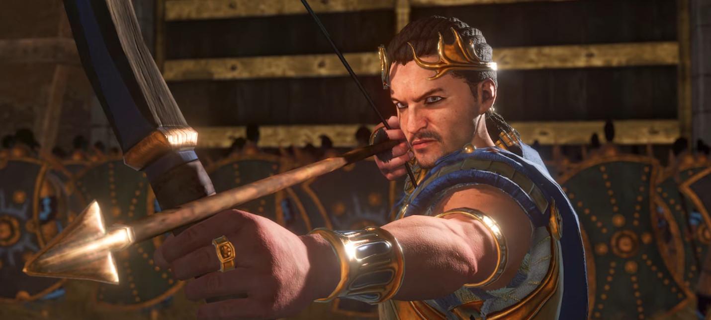 Total War Saga Troy получит поддержку модов 22 октября