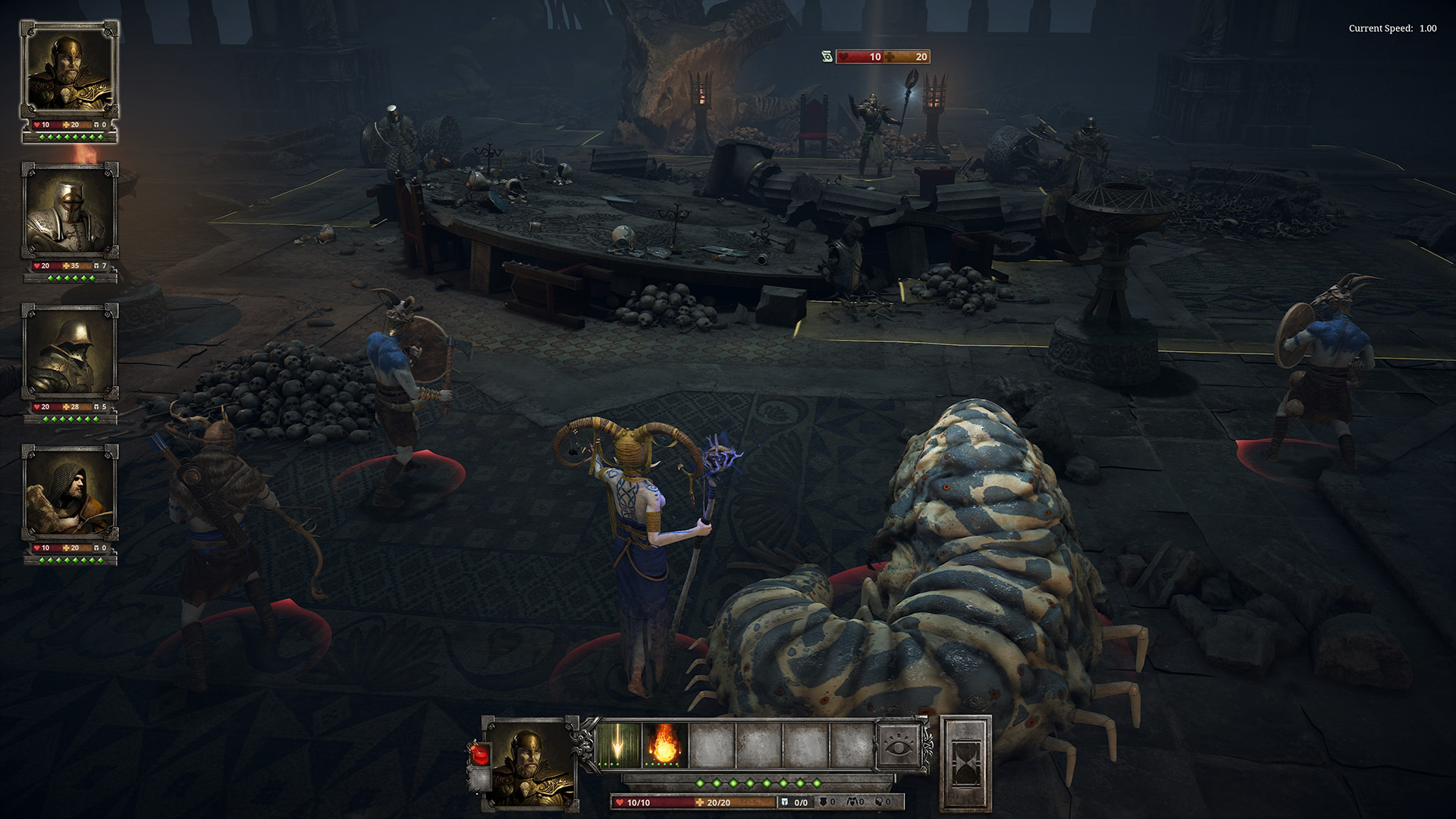 Студия Neocore анонсировала тактическую RPG King Arthur: Knight's Tale — запущена кампания на Kickstarter